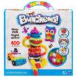 Мягкий конструктор липучка bunchems для детей: 400 деталей