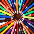 Как научить ребенка различать цвета до 1 года