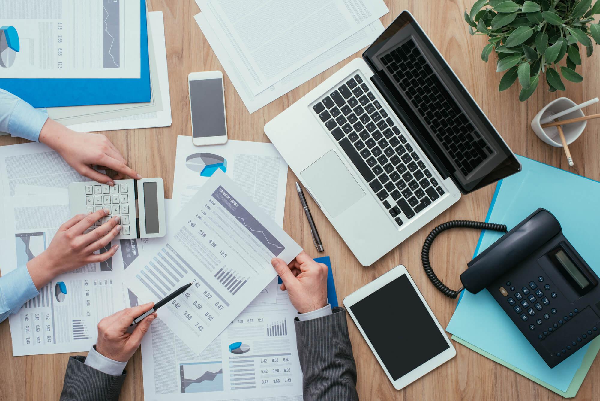 финансовый и бухгалтерский аутсорсинг